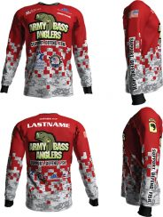 Coalition Jersey - Bass Anglers