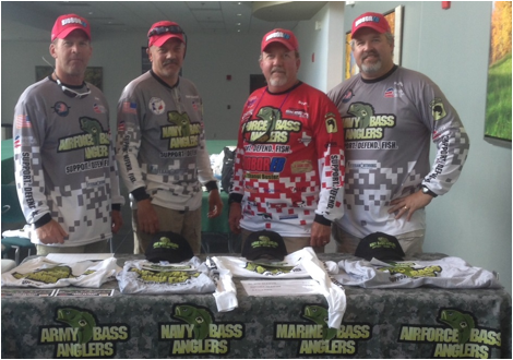 image001 23rd Military Team Bass Tournament
