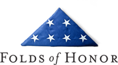 folds of honor logo Donations