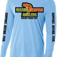 ArmyRedfishAnglers Long Sleeve Shirt