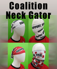 ABA Coalition Neck Gator