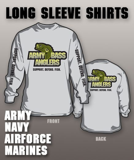 ABA Long Sleeve Shirts