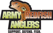 ArmyRedfishAnglers - Support. Defend. Fish.