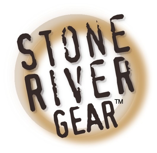 Stone River Gear Logo Army Redfish Angler Sponsors