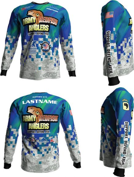Coalition Jersey - Redfish Anglers
