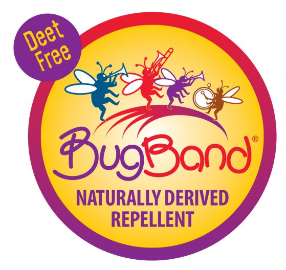 BugBand Circle logo 2014 deet left grad e1493604431447 Army Buck Hunter Sponsors