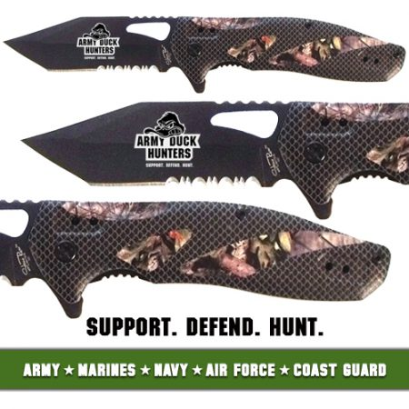 Army Duck Hunters Knife