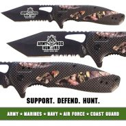 Army Hog Hunters Knife